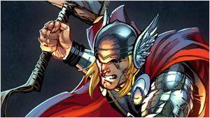 'Thor: Ragnarok': Primeras imágenes del 'set' de rodaje de la tercera entrega del Dios del Trueno