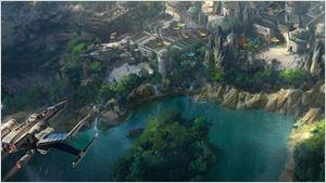 Disneyland publica una nueva imagen de su esperada atracción de 'Star Wars'