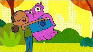 'Home: Adventures With Tip & Oh': Entrañable nuevo tráiler de la serie de animación de Netflix y Dreamworks