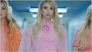 'Scream Queens': Primer adelanto de la segunda temporada con Emma Roberts de protagonista