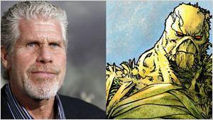 'Justice League Dark': ¿Interpretará Ron Perlman a la Cosa del Pantano?