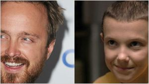 'Stranger Things': Aaron Paul quiere adoptar a Millie Bobby Brown (Once)
