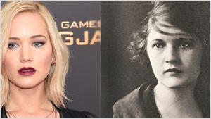 Jennifer Lawrence interpretará a Zelda Fitzgerald en la nueva película de Ron Howard