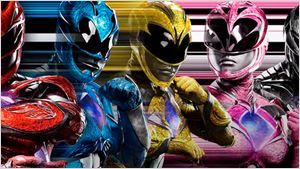'Power Rangers': Los héroes del 'reboot' protagonizan un nuevo póster multicolor