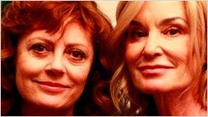 'Feud': Primer vistazo a Susan Sarandon y Jessica Lange en la nueva serie de Ryan Murphy