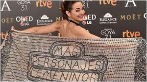 Goya 2017: 10 momentos inolvidables de esta 31 edición