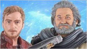 'Guardianes de la Galaxia Vol. 2': Los juguetes oficiales ofrecen el primer vistazo al padre de Star-Lord