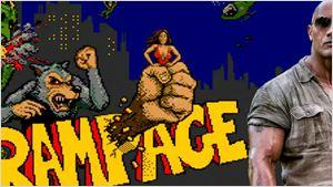 'Rampage': Dwayne Johnson confirma la fecha de inicio de rodaje de la película
