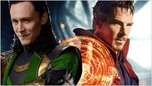 'Thor: Ragnarok': Tom Hiddleston asegura que a Loki no le impresiona Doctor Strange