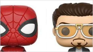 'Spider-Man: Homecoming': El Buitre y Tony Stark protagonizan los nuevos Funkos