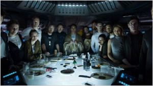 'Alien: Covenant': La tripulación se prepara para su expedición en este clip que funciona como prólogo de la película