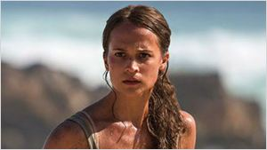 'Tomb Raider': Primer vistazo oficial a Alicia Vikander como Lara Croft