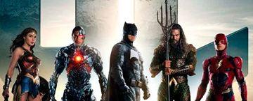 'Liga de la Justicia': Tráiler lleno de acción de la película que reúne a Batman, Aquaman, Wonder Woman, Cyborg y Flash
