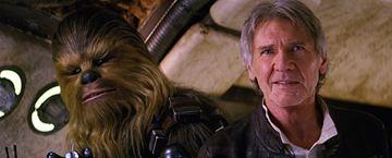 'Star Wars': Ron Howard comparte una fotografía del 'set' de rodaje protagonizada por Chewbacca