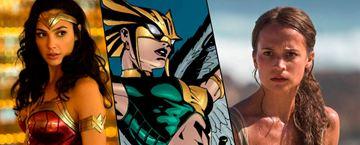 ¿Qué está pasando con 'Wonder Woman 1984', Alicia Vikander y Hawkgirl?