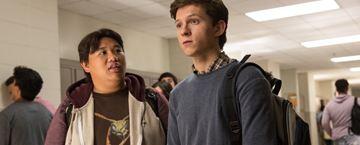 'Uncharted': Tom Holland enseña los abdominales que lucirá como Nathan Drake