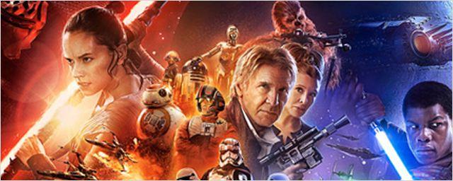 'El despertar de la Fuerza' vs. 'La amenaza fantasma' (Star Wars)