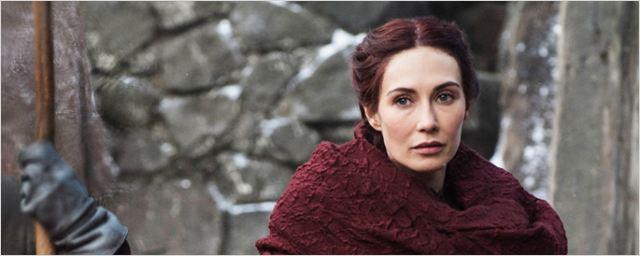 """'Juego de Tronos': Carice van Houten revela cuánto tiempo lavó el cuerpo de Jon Snow en """"esa escena"""""""