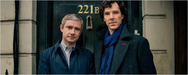 'Sherlock': ¿Te imaginas la serie con estos actores como Watson y Moriarty?