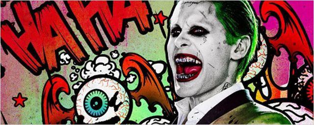 'Escuadrón suicida': Jared Leto comparte una imagen nunca vista del Joker y Harley Quinn