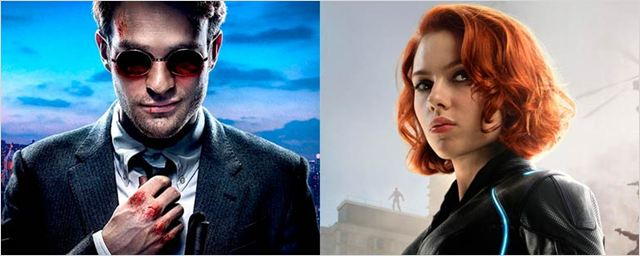 'Daredevil': Charlie Cox quiere que Scarlett Johansson aparezca como Viuda Negra en la serie