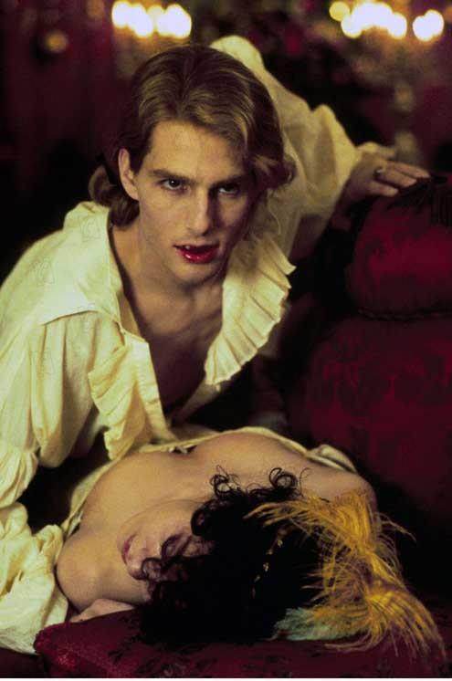 Entrevista con el vampiro desnudo