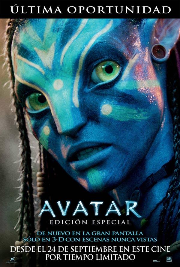 Cartel de Avatar - Pos...