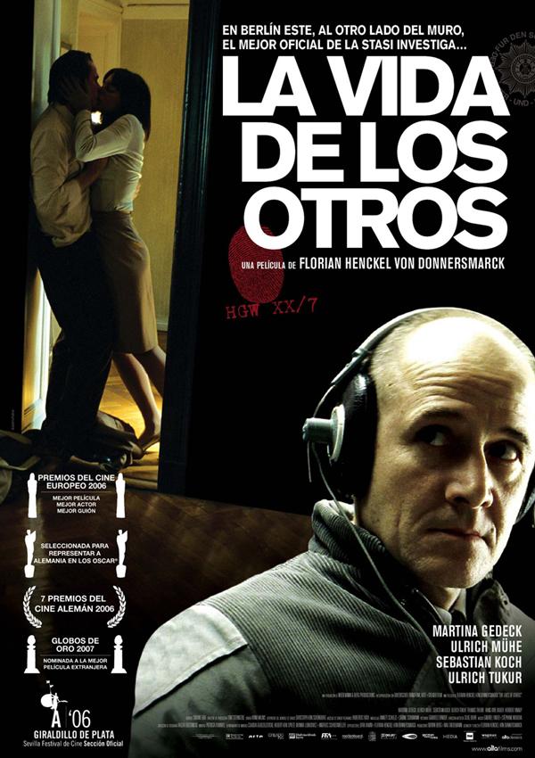 La vida de los otros (2006) | DVDRip Latino HD Mega 1 Link