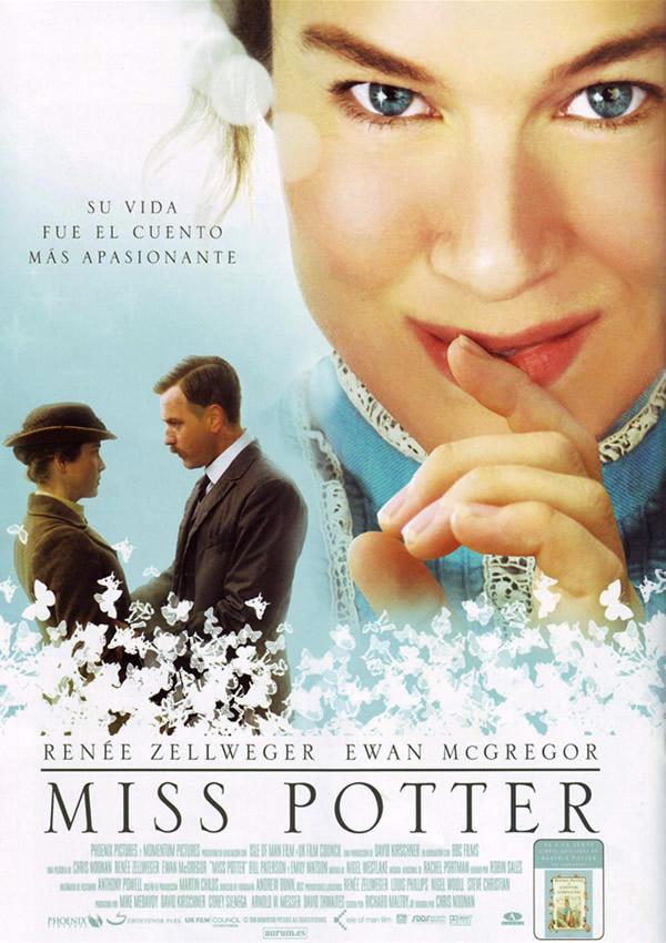 Miss Potter Críticas De Prensa Sensacinecom