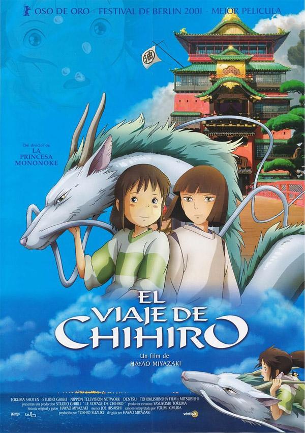 El Viaje De Chihiro Película 2001 Sensacine Com