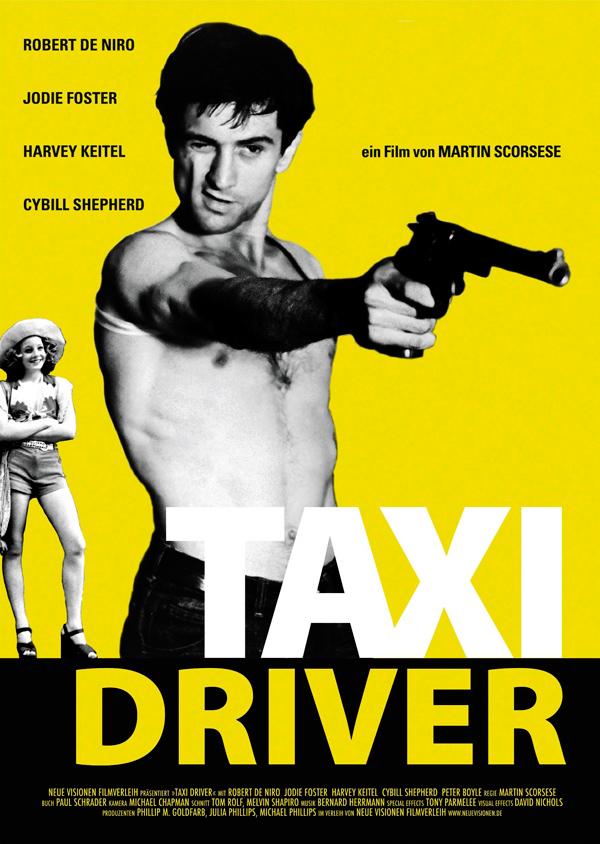 taxi driver fotos y carteles sensacine