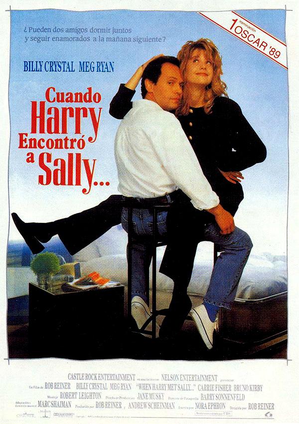 Cuando Harry Conocio A Sally 1989 | DVDRip Latino HD GDrive 1 Link