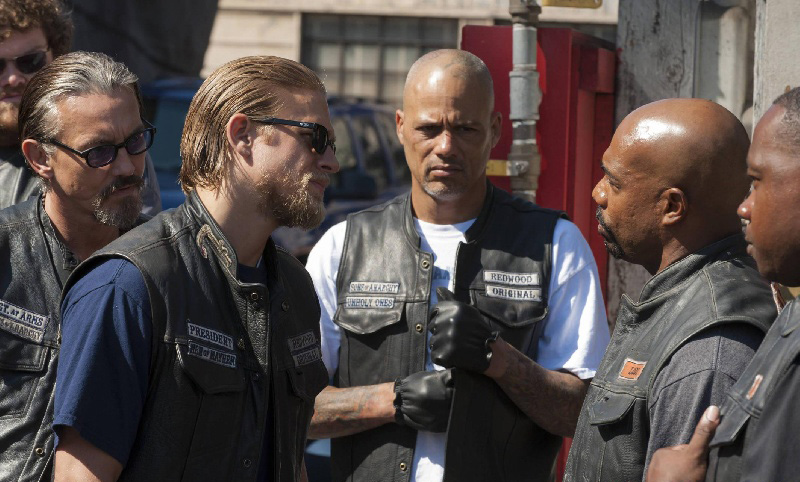 Sons of Anarchy Serie de TV 2008  Filmaffinity