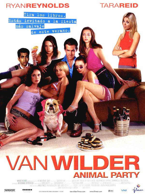 Reparto Van Wilder - Animal Party - Equipo Técnico ...