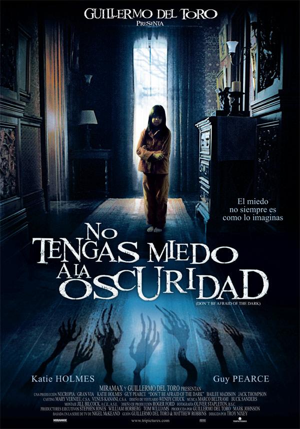 No tengas miedo a la oscuridad - Película 2010 - SensaCine.com