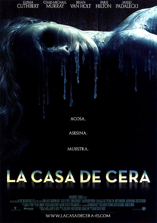 Cartel de la casa de cera poster 2 - Casas de peliculas ...