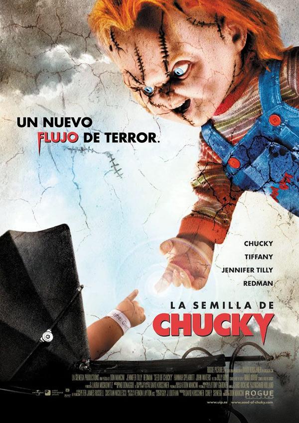 El hijo de chucky Película de Terror Completa Online -