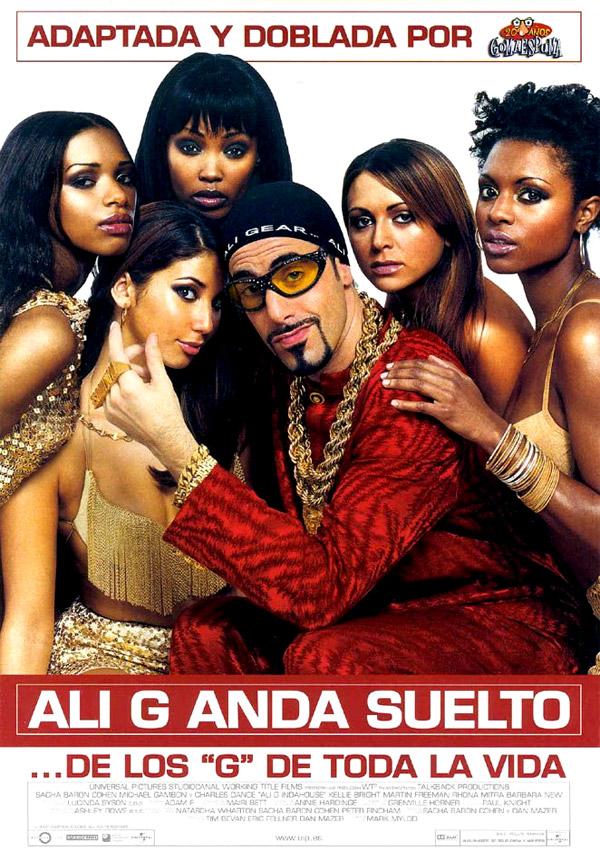 Ali G anda suelto 20078311