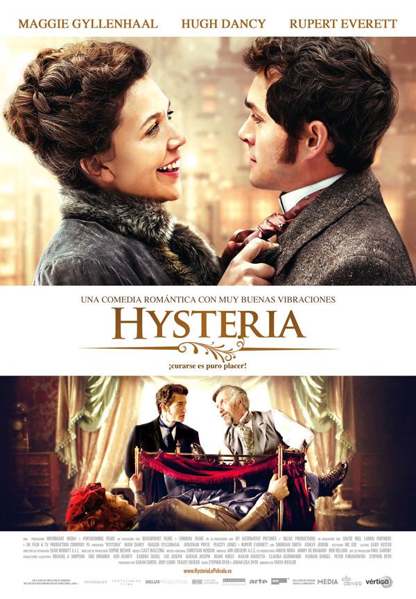 25fdcf2276 Hysteria - Película 2011 - SensaCine.com