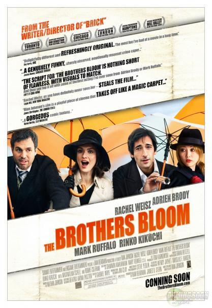 the brothers bloom pel237cula 2008 sensacinecom