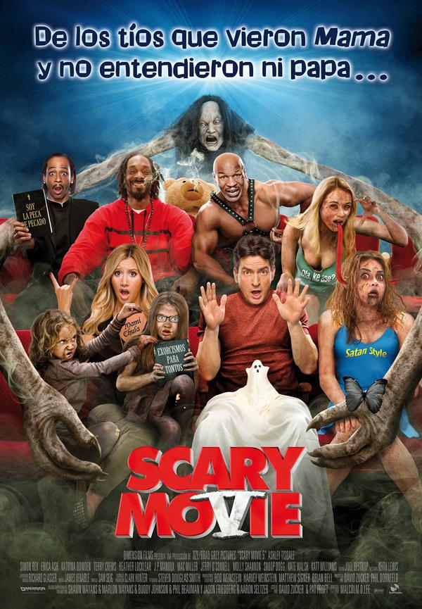 Scary Movie 5 Pelicula 2013 Sensacine Com