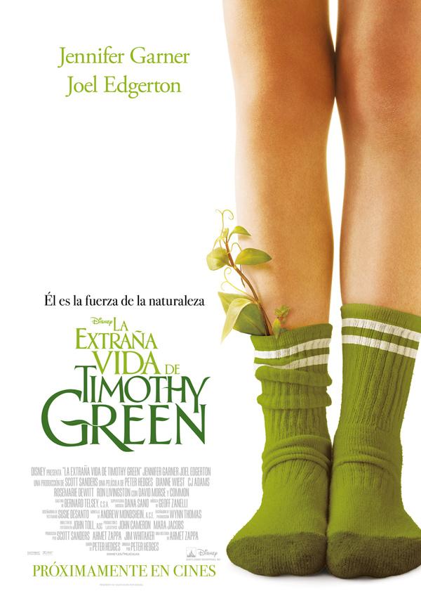 La extraña vida de Timothy Green - Película 2012 - SensaCine.com