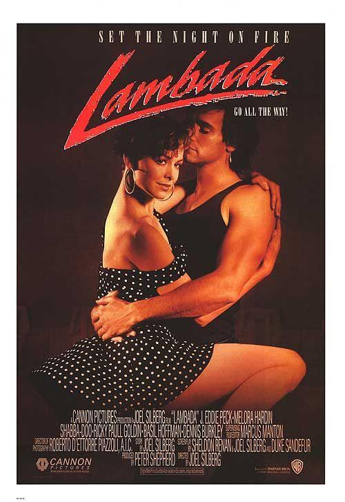 Lambada, fuego en el cuerpo (1990)