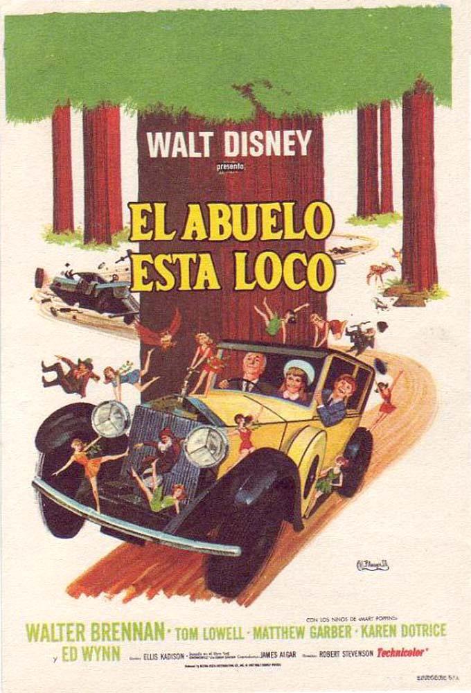 El Abuelo Está Loco Película 1967 Sensacine Com
