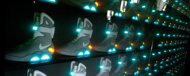 Nike Air Mag Caracteristicas