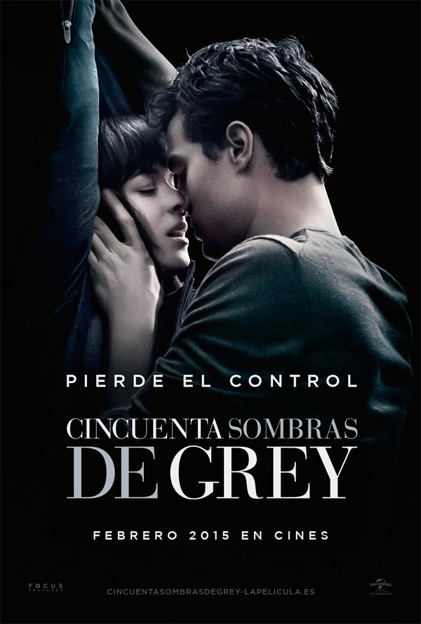 Segundo trailer de 50 Sombras de Grey + nuevo póster