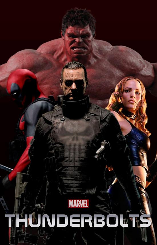 5 - Thunderbolts: Las películas de la Fase 4 de Marvel (o eso nos ...