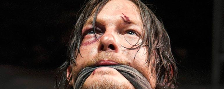 'The Walking Dead': Norman Reedus advierte a los fans de un triste final para la quinta temporada