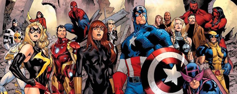 Capitan Marvel Y Los Falsos Vengadores Todo Lo Que: 'Capitán América: Civil War': ¿Cómo Estarán Compuestos Los