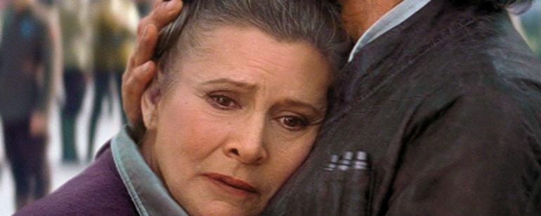 'Star Wars: El despertar de la Fuerza': A Leia no se le llamará 'Princesa' en la película